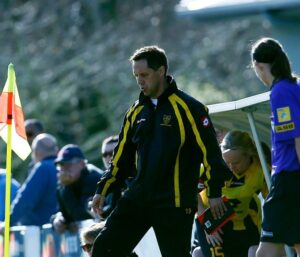 Andrew Clay - Community Football Development Manager & Women's Premier Co-Coach